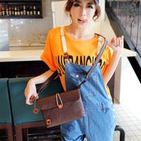 New 2013 fashion handbags Women's  small casual bags suede zipper messenger bag  free shipping
