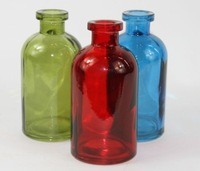 "5.7""H glass bottle in color USD33.00 for 6pcs/Each USD5.50"