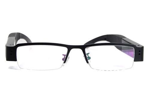2013 Fashion 720P Super - Slim Mini DVR Glasses HD Camera Eyewear Hidden 4GB Video Recorder With Encryption Read Disk Function(China (Mainland))