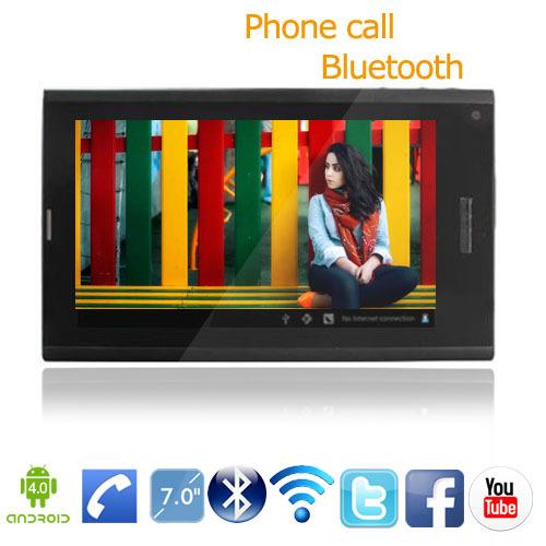 Super general Lowest price with phone call Dual camera skype/MSN/software 2013 tablet(China (Mainland))