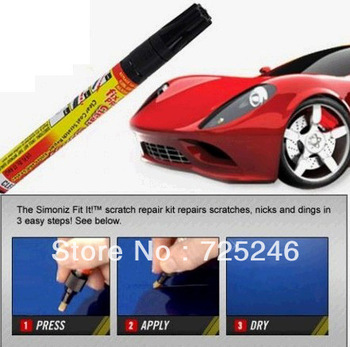 New arrival!2013 Fix It Pro Clear Car Scratch Repair Pen for  manufacturer selling high quality repair pen free shipping