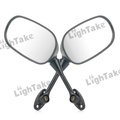 One Pair of  Motorcycle DIY Anti-Glare Rearview Mirrors for Honda CBR600-1000