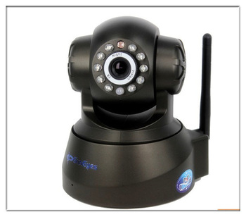 Wholesale - SunEyes P/T Wireless Plug and Play IP Camera with IR CUT Wifi PnP Network Camera SP-T01WP H050