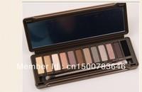 HOT !!!! 12 Colours  Nak.  Eye Shadow Free Shipping New Makeup set