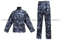 US Navy BDU Velcro Uniform [CL-02-NA] free shipping