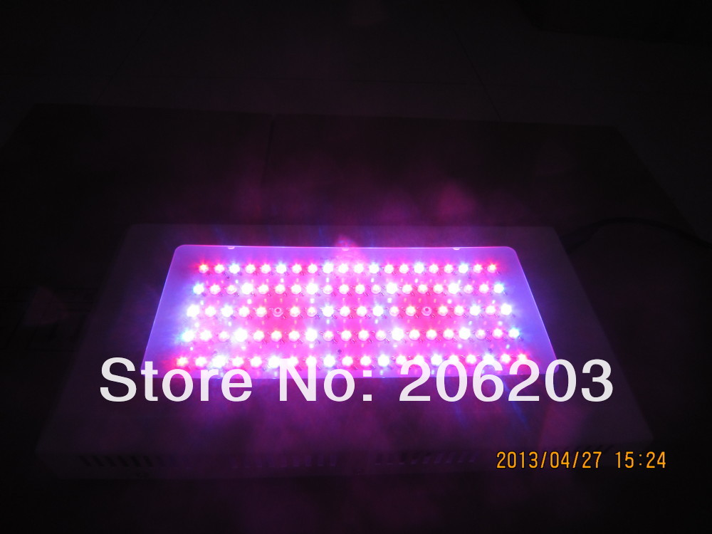 300w 100X3w led grow light 300 watt led grow light for Growing Tomato,Lettuce,Vegetables flower led indoor plant light(China (Mainland))