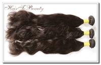 2013 new fashion virgn Malaysian natural wave hair weft 2Pcs/Lot Shipping Free by DHL