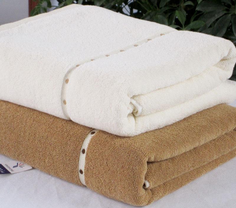 100% cotton exquisite big towel lovers towel 100% cotton bath towel plus size 80 180(China (Mainland))
