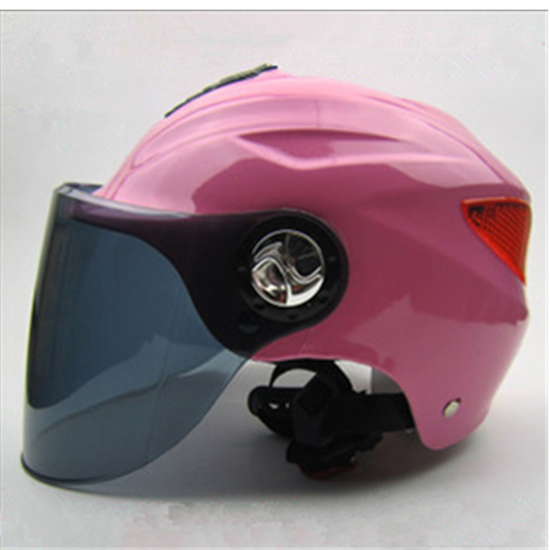 Tkd scooter electric bicycle motorcycle summer safety cap off-road personality paragraph(China (Mainland))