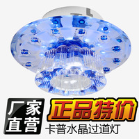 Led crystal aisle lights lighting living room lights brief entranceway balcony ceiling light lamps hallway lights