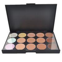 free shipping 15 eye face concealer plate basic cream foundation cream concealer cream trimming wheel black eye