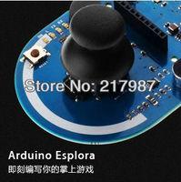 Atmega32u4 board for arduino esplora + 1pcs usb mini 5pin cable