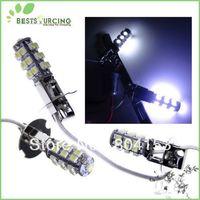 2pcs Auto H3 25 SMD 3528 LED Xenon-White Fog Light Bulbs Lamp