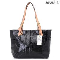 Patent Leather Handbags 2013 Women Python Embossed Totes Handbags