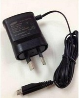 Free Shipping For Samsung Galaxy S SII Galaxy Note  AU Plug Charger Travel Charger  .