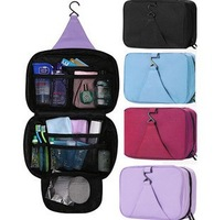 Merry Christmas! Promotion !!Freeshipping Outdoor hanging travel wash cosmetic bag sorting bags wash bag