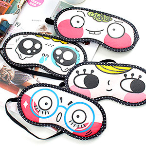 Free Shipping Ice goggles sleeping eye mask eyeshade cooler bag blindages hot eye care wholesale(China (Mainland))