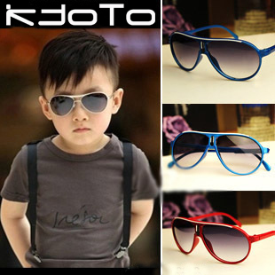 COOL Goggles Kids child sunglasses large fashion UV400 anti-uv sun-shading glasses designer gifts