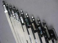 New black carbon fiber cello bow 4/4
