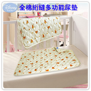 Baby urine mattress baby changing mat newborn supplies cartoon child waterproof looss prevention pad(China (Mainland))