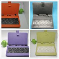 "USB keyboard+PU Leather Case+Stylus For 10.1"" Arnova 10b G2/10b G3 Tablet PC"