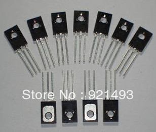 MEDIUM POWER LOW VOLTAGE NPN SILICON TRANSISTOR 2SD882 D882 2SB772 TO-126(China (Mainland))