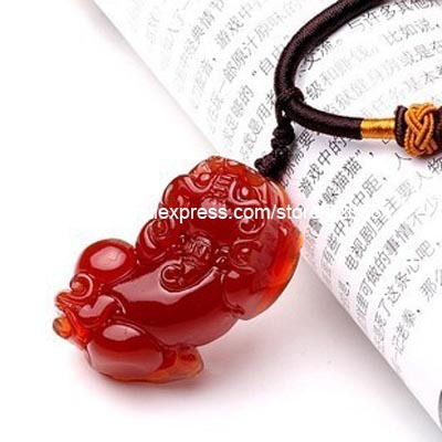 red agate necklace(China (Mainland))