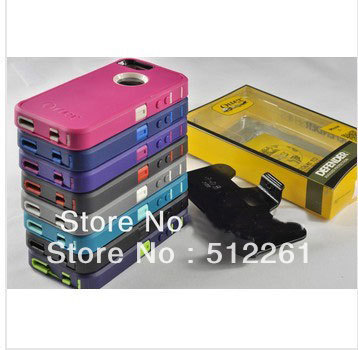 good quality!5sets back clip +TPE +retail box case for apple iphone5,waterproof/shockproof free shipping(China (Mainland))