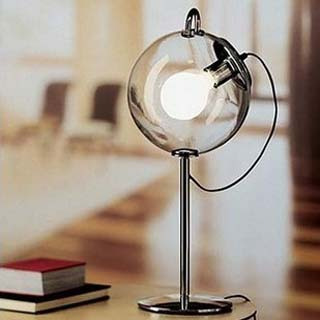 Table lamp brief fashion bedroom lights modern living room lamp office lamp ofhead lighting lamps(China (Mainland))