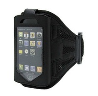 SUMMER HOT SELLING!BLACK Sports Armband Case Bag for iPhone 4 4GS 3G 3GS,Ipod, Arm Band for iPhone CLASSIC FREE SHIPPING