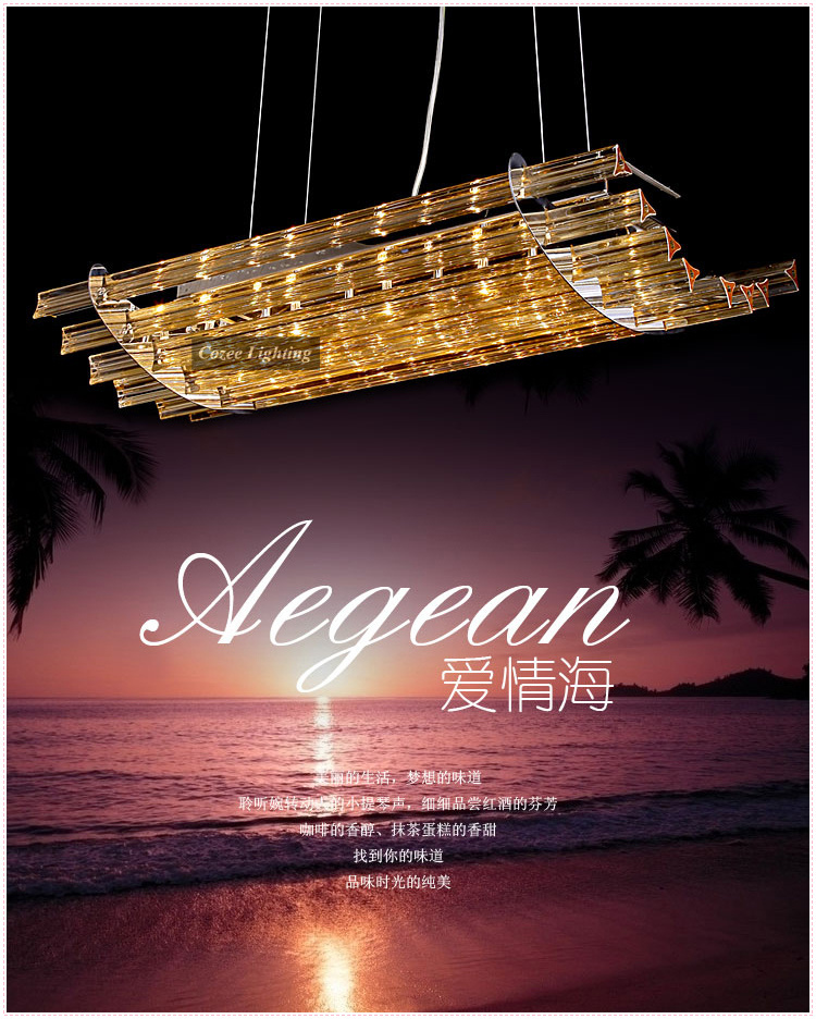 Free Shipping Modern Luxury Crystal Pendant Light Hanging Lamp for Home, Welcome Wholesaler and Local Agency (Model:PL-N053)(China (Mainland))