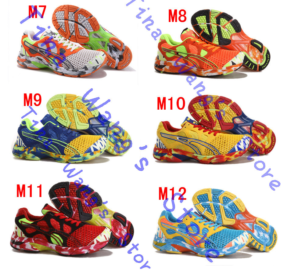Wholesale Noosa Tri 7 Running Shoes for Men Design Shoes New With the Tag Free Shipping Euro 40-45(China (Mainland))