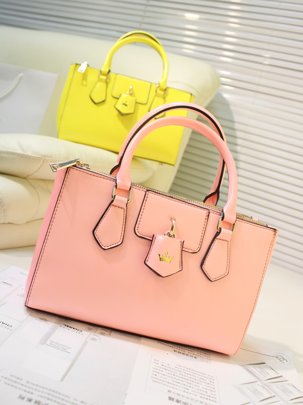 Logo bags cherry pink sweet elegant handbag trend of the shoulder bag(China (Mainland))