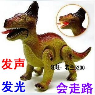 Electric toy electric model toys luminous acoustooptical(China (Mainland))