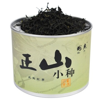 50g lapsang souchong large red tea of the loose the tea is black premium health care fragrance perfume original small paulownia