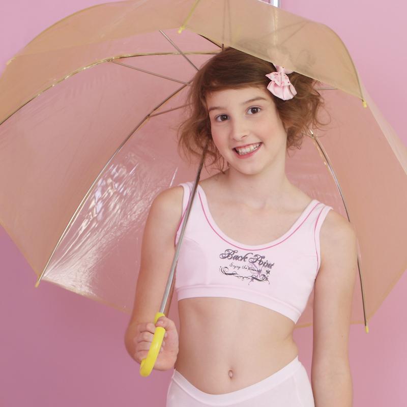 Child-underwear-young-girl-bra-female-child-100-cotton-underwear-set ...