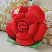 New free shipment. Doll roses pillow. The girl doll plush toys. Design of cushion for leaning on wedding gift