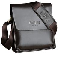 cowhide man bag business bag male shoulder bag