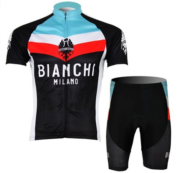 Free Shipping Hot Sale 2013 bianchi Cycling Short Jersey sets high Quality(China (Mainland))