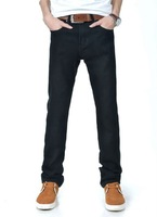 Free shipping! Spring and summer  jeans male Korean version of the influx Slim casual fashion long pants