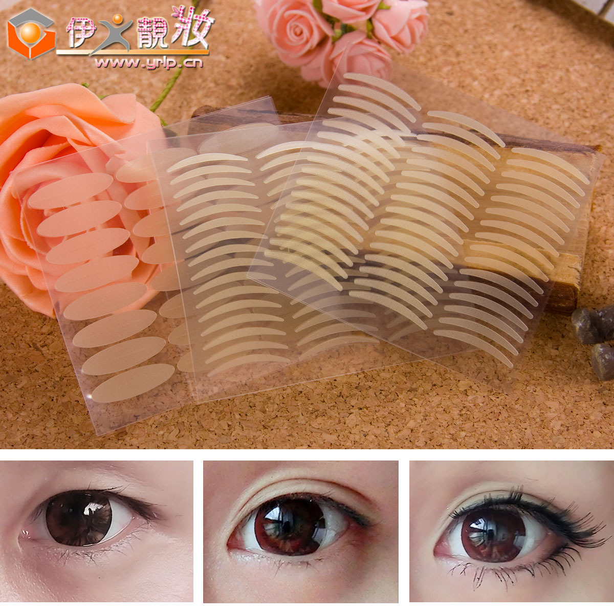 408 72 incarcerators natural invisible reflective beautiful eyes glue double eyelid(China (Mainland))