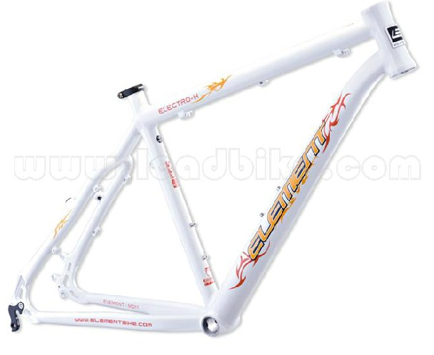 Element electro-x aluminum alloy mountain bike frame 16.5 18 2680(China (Mainland))