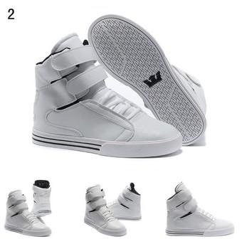 men Shoes TK Hook EUR41-46 Sneakers 17 Colors Men Footwear Sports SUP-RA Shoes Sneakers, skytiop sneakers shoes