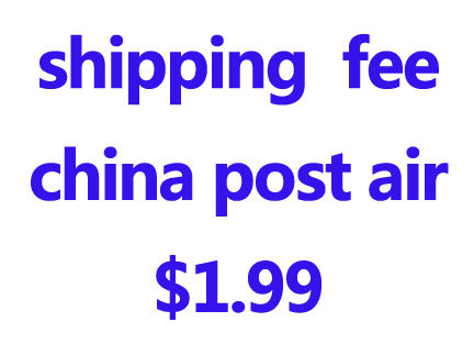 extra shipping cost China post air $1.99-for jewelery(China (Mainland))
