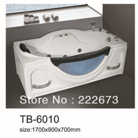 Semi-automatic induction surfing bathtub 1700*900*700mm acrylic bathtub