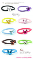Fashion Mickey  rubber band Hair Band Ring Hair Rope Tie  Headwear  Hair Rope Tie  hair accessories
