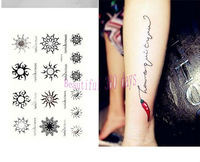 Create Your Own Professional Shimmer Glitter Tattoos temporary Body Art Good Quality Temporary Body Tattoo or Body Sticker