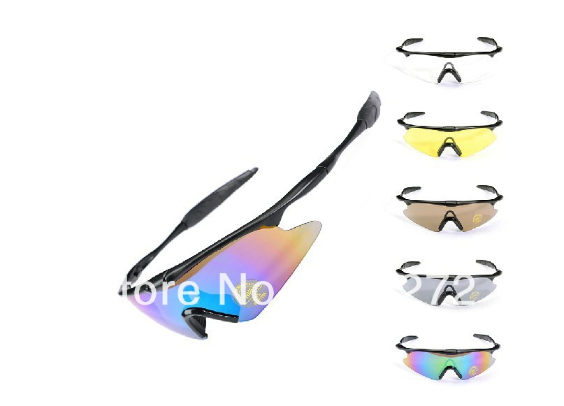 Bike Outdoor Sports Sun Glasses Shock tactics to prevent cycling goggles sunglass glasses movement(China (Mainland))