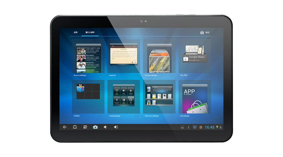 Pipo M9 Tablet PC 10.1&quot;1280x800 IPS (16:10) Capacitive 10-touch 1.6GHz 2GB Android 4.1 Front 2M back 5M auto focus(China (Mainland))