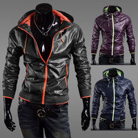 Windproof waterproof sunscreen anti-uv male trench fast drying ultra-thin 8002 clothing coat